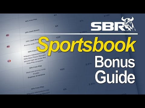 Best Sportsbooks Bonuses