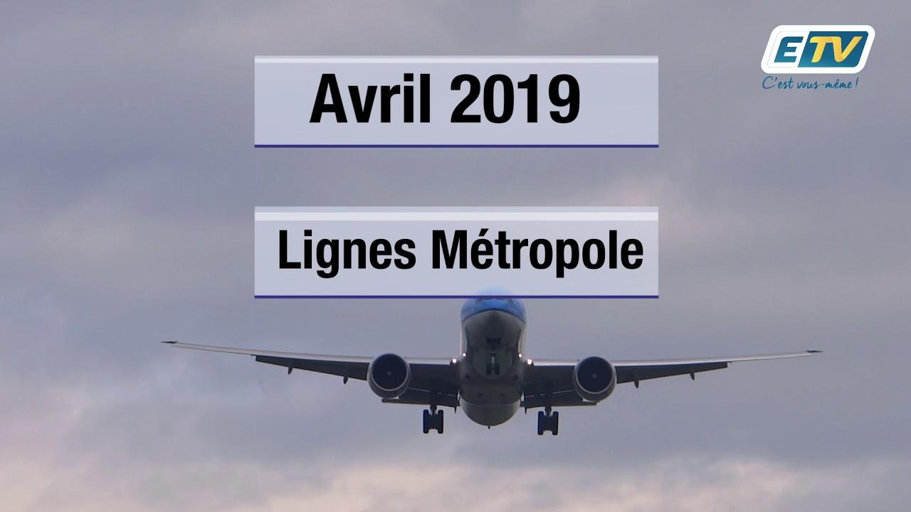 Trafic aérien : les bon chiffres du mois d'avril.