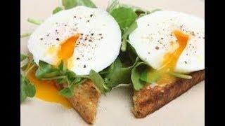 Яйцо пашот за 2 минуты