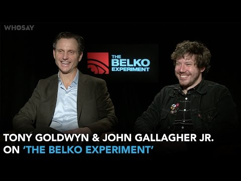 'The Belko Experiment' Cast Reveals Their Reactions to Receiving the Film's Insane Script | WHOSAY