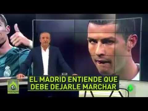 Ultima Noticia! Cr7 se marcha del real Madrid, Para la Juventus de Turin thumbnail