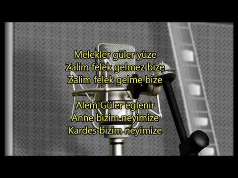 MELEKLER GÜLER YÜZE - ALTYAPI / KARAOKE