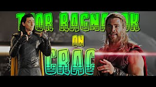 ● Thor Ragnarok ● Crack Video || Song Spoof