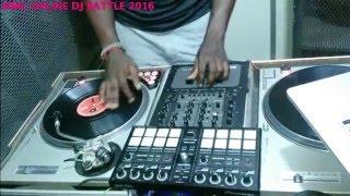 DJ MONDOLLAR MMC ONLINE DJ BATTLE 2016