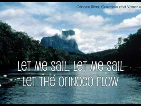 Enya  Orinoco Flow Sail Away +lyrics