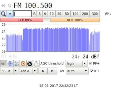 Test BG Radio and N Joy Radio Yablanitsa Bulgaria in Craiova