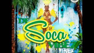 Threeks - De Soca Vibez - TnT Carnival Mix 2015 Pt.2