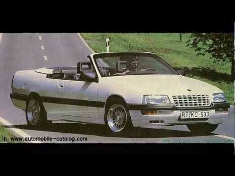 AUTO CULT:1987 OPEL SENATOR B