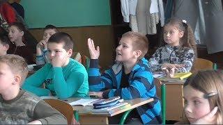 Розпочався тиждень початкових класів в Надвірнянській школі №3