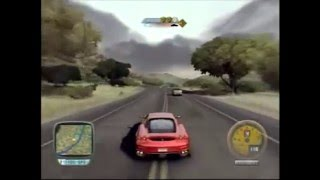 Test Drive Unlimited(XBOX 360)