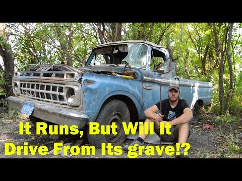 Abandoned F250 Revival! First Start in 26 Years -- Part 3