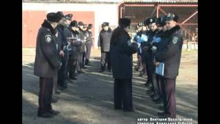 День милиции в Рубежном