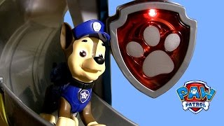 Paw Patrol LookOut Playset by Nickelodeon with Police Dog Chase, Tower & Disney Pixar Cars