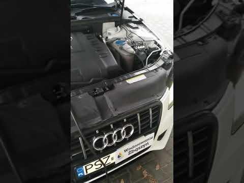 Wodorowanie Audi A4 B8 2.0 TDI wydajność 4600l WodorowanieZbąszyń.pl