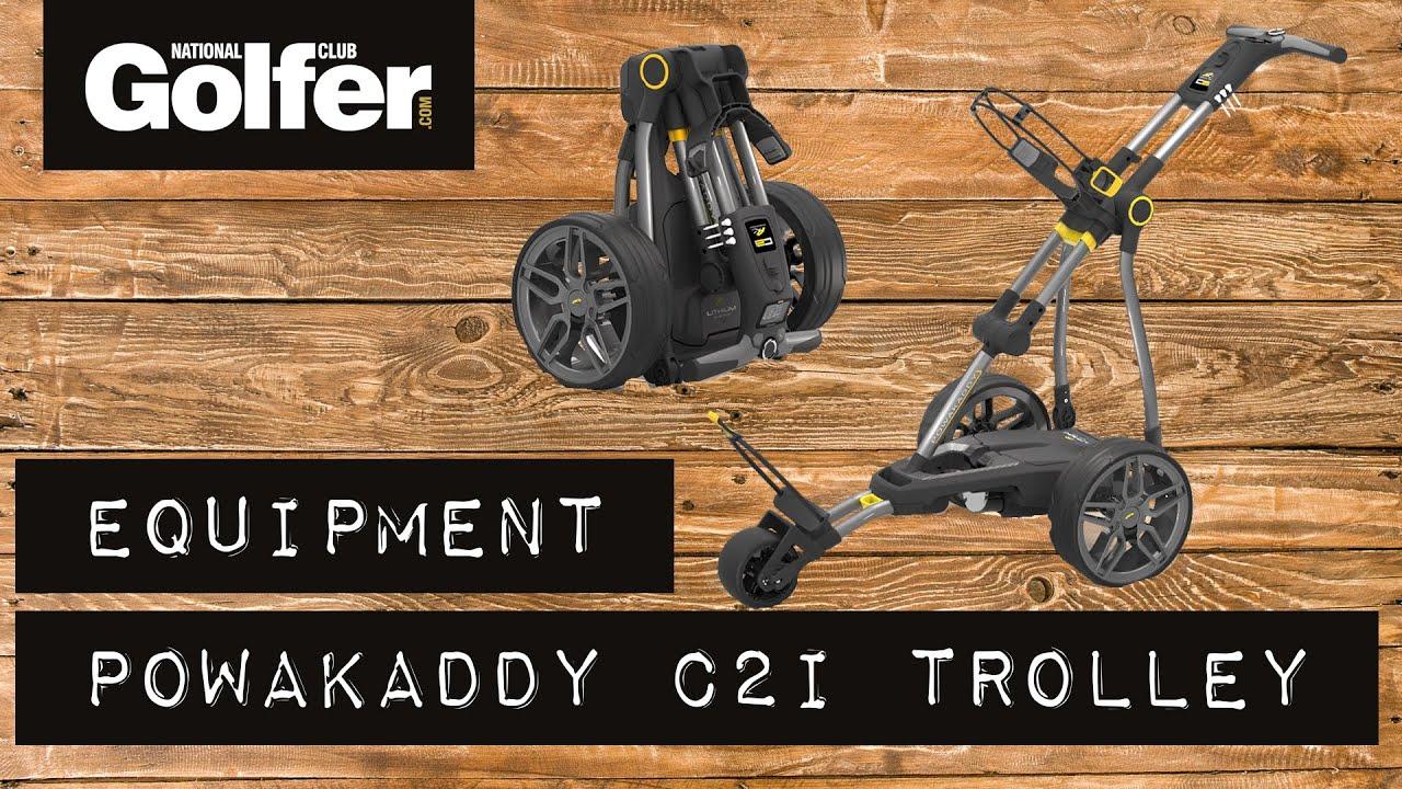 PowaKaddy C2i GPS trolley review