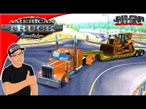 American Truck Simulator Event Operation Big Sur #2