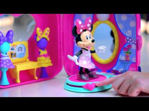 emily delahunty minnie mouse on the go fahion bowtique fisher price commercial 2012 streaming vf