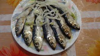 Салака пряного посола, Рецепт для любой рыбы