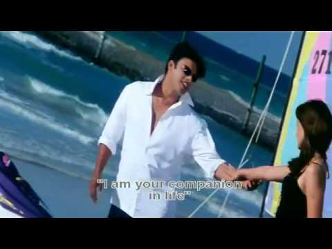 O Haseeni (Eng Sub) [Full Video Song] (HQ) With Lyrics - Dil Vil Pyar Vyar