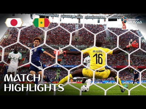 Japan v Senegal - 2018 FIFA World Cup Russia™ - Match 32