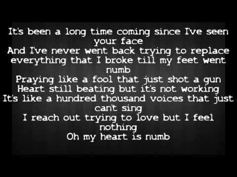 One Republic - Feel Again [Official Lyrics Video | HQ/HD]