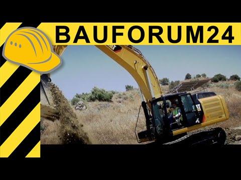 Caterpillar 336E H - TEST of new CAT Hybrid Excavator, incl. 966K XE & D6K2  Hands on