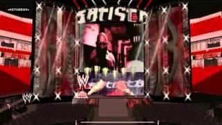 WWE Stage Batista 2013