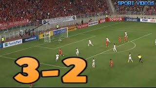 أهداف مباراة قطر 3-2 كوريا الجنوبية | تصفيات كأس العالم 2018