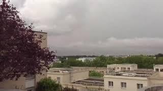Orage sur Paris (28 MAI 2018) / Storm in Paris (MAY 28)