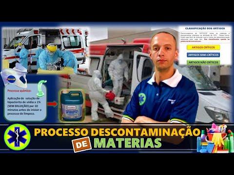 processo-de-descontaminaÇÃo-de-materiais