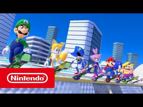 Mario & Sonic Ai Giochi Olimpici Di Tokyo 2020 - Eventi Sogno (Nintendo Switch)
