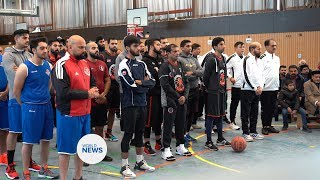 Germany Host European Masroor Basketball Tournament 2019
