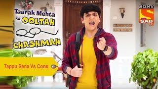 Your Favorite Character | Tappu Sena Vs Cons | Taarak Mehta Ka Ooltah Chashmah