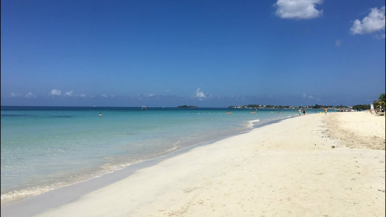 Jamaican Beaches |Jamaican Black Sand Beaches