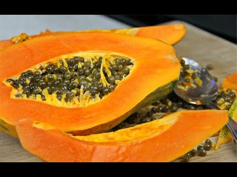 how to tell when a mexican papaya is ripe