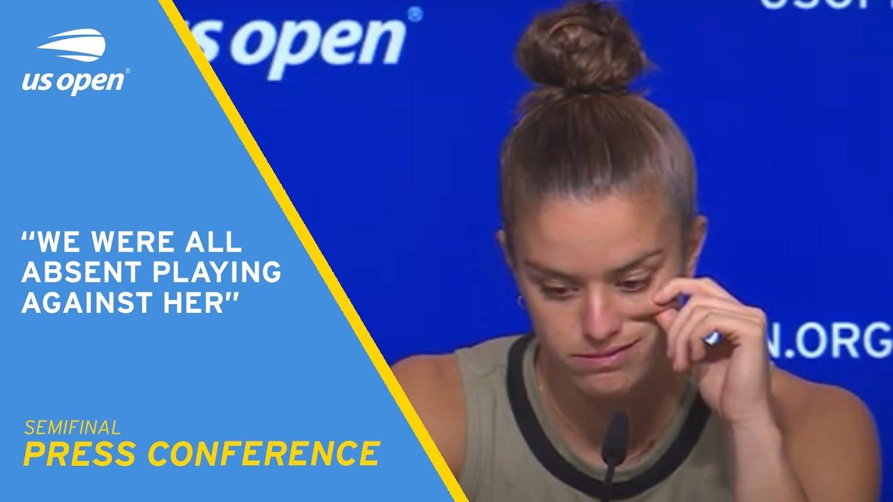 Download Maria Sakkari Press Conference | 2021 US Open Semifinal