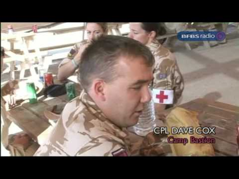 Good Morning Afghanistan - BFBS RADIO ON AIR (HD - High Defintion Video)