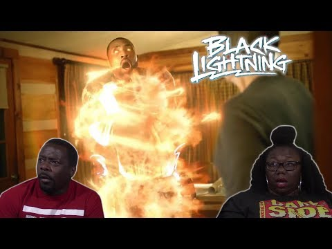 Black Lightning 1x13 REACTION & DISCUSSION!! {Shadow of Death: The Book of War}