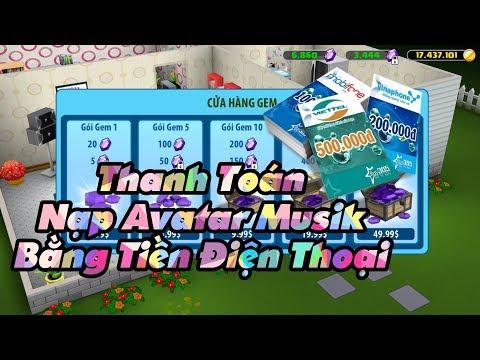 My Love | Thanh Toán Nạp Game Bằng Tiền Điện Thoại (Avatar Musik)