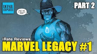 Marvel Legacy #1 (Part 2) - Loki & Wolverine || iRate Reviews