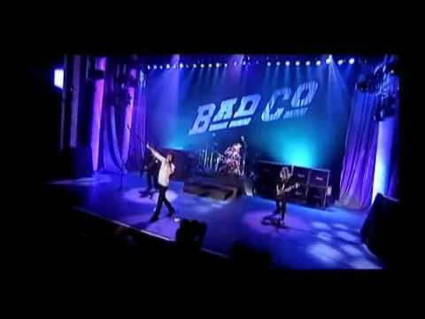 Bad Company   Rock Steady live   YouTube