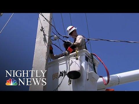 Whitefish Energy Threatens San Juan Mayor Carmen Yulín Cruz, Then Apologizes | NBC Nightly News