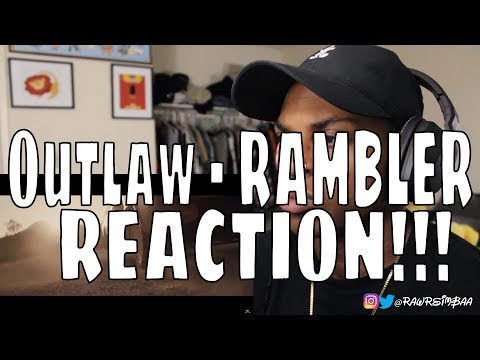 Outlaw - RAMBLER (Official Music Video) REACTION!!!