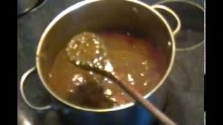 Palmnut  Concentrate Soup (cameroon Style)