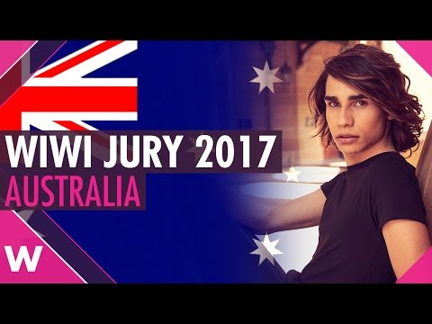 """Eurovision Review 2017: Australia - Isaiah - """"Don't Come Easy"""""""