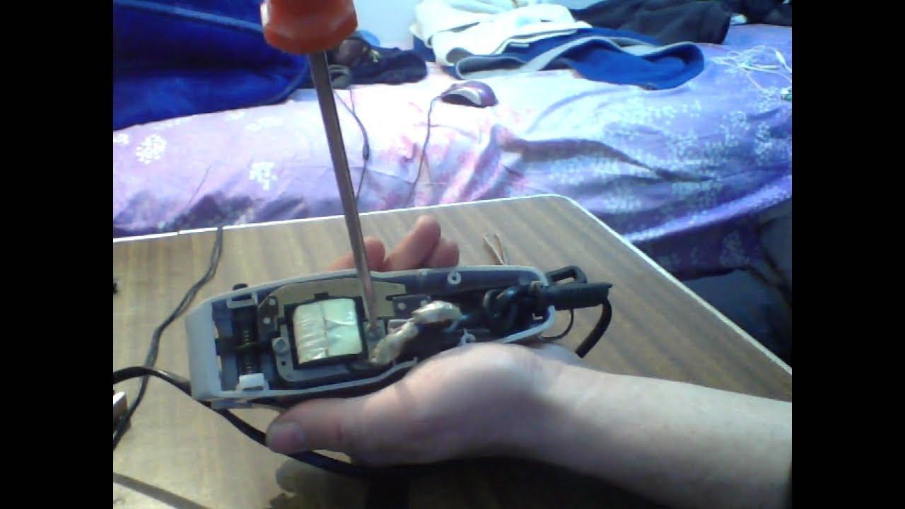 e3ed811b1  فتح و صيانة آلة الحلاقة الكهربائية