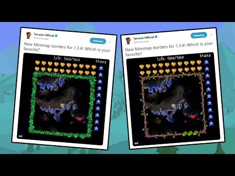 The First Terraria Spoiler in 2018!