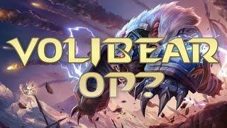 Volibear The New OP Jungler? Mini Guide Patch 6.9