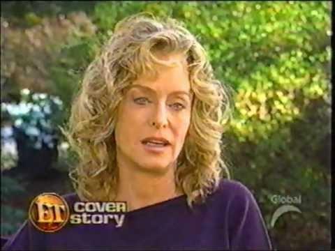 Farrah Fawcett on ET   Talking about Redmond and her sister