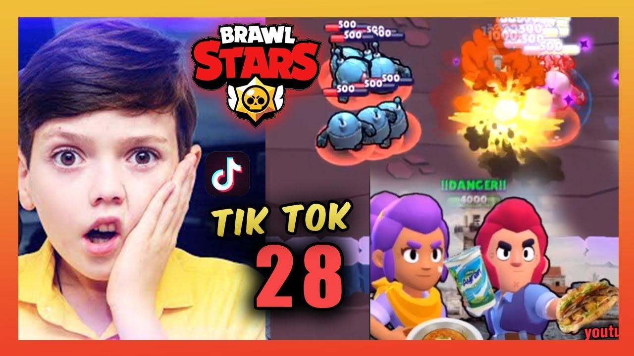 Brawl Stars Tik Tok Videoları #20 - YouTube  |Tik Tok Brawl Stars Larin